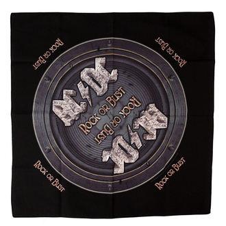 kerchief AC / DC - Rock Or Bust - RAZAMATAZ, RAZAMATAZ, AC-DC