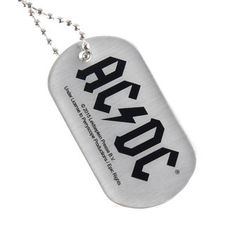 collar (dog tag) AC / DC - High Voltage - RAZAMATAZ, RAZAMATAZ, AC-DC