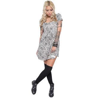dress women IRON FIST - Black Widow Babydoll - Black - IF003606