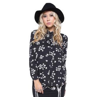 shirt women's IRON FIST - Scatterbrain - Black, IRON FIST