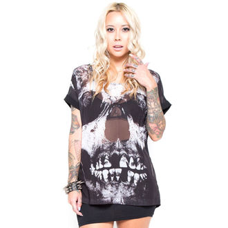 shirt women's IRON FIST - Loose Tooth - Black, IRON FIST