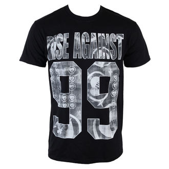t-shirt metal men's Rise Against - RA99 - PLASTIC HEAD - PH9547