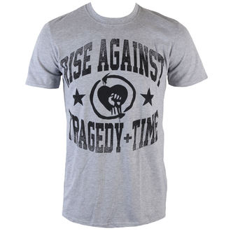 t-shirt metal men's Rise Against - Tragedy Time - PLASTIC HEAD, PLASTIC HEAD, Rise Against