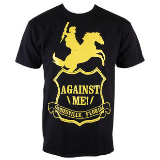 t-shirt metal men's Against Me! - Against Me - KINGS ROAD, KINGS ROAD, Against Me!