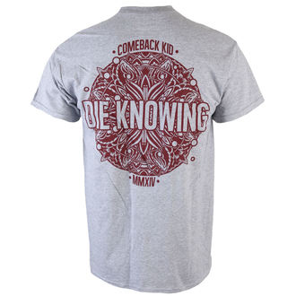 t-shirt metal men's Comeback Kid - Mandala - KINGS ROAD, KINGS ROAD, Comeback Kid