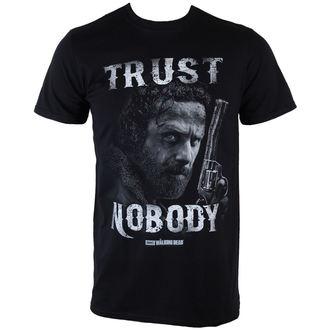 film t-shirt men's The Walking Dead - Thi Trust Nobody - PLASTIC HEAD - PH9380