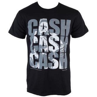 t-shirt metal men's Johnny Cash - Cash Cash Cash - PLASTIC HEAD - PH8655