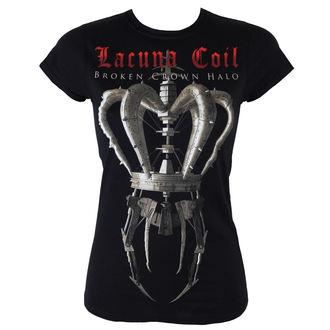 t-shirt metal women's Lacuna Coil - Broken Crown Halo - PLASTIC HEAD, PLASTIC HEAD, Lacuna Coil