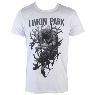 t-shirt metal men's Linkin Park - Antlers - PLASTIC HEAD - PH8975