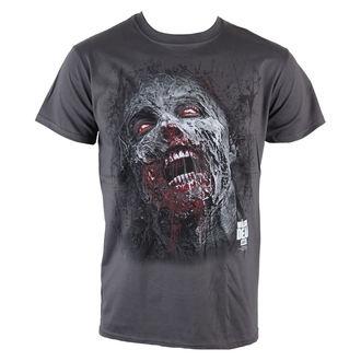 film t-shirt men's The Walking Dead - Jumbo Walker Face - PLASTIC HEAD - PH9378