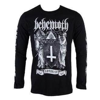t-shirt metal men's Behemoth - The Satanist - PLASTIC HEAD, PLASTIC HEAD, Behemoth