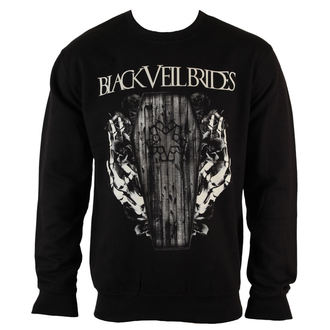 sweatshirt (no hood) men's Black Veil Brides - Deaths Grip - PLASTIC HEAD, PLASTIC HEAD, Black Veil Brides
