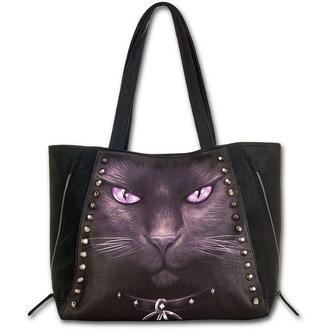 handbag (bag) SPIRAL - Black Cat - D008A306