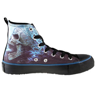 high sneakers women's Flaming Spine - SPIRAL - W016S002