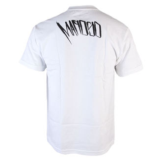 t-shirt hardcore men's - Backside - MAFIOSO, MAFIOSO