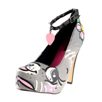 high heels women's - Pussycat Platform - IRON FIST, IRON FIST