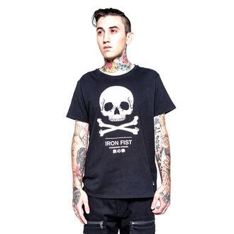 t-shirt street men's - Engineered Graphic - IRON FIST - IFM003759