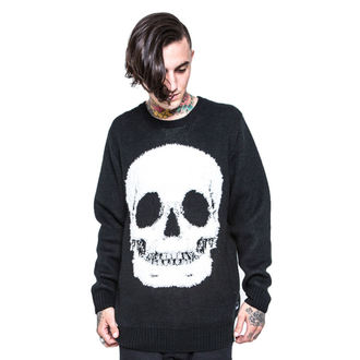sweater IRON FIST - Death Breath - Black, IRON FIST