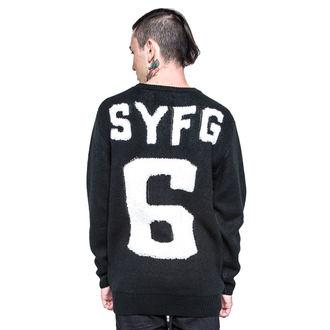 sweater IRON FIST - Death Breath - Black - IFM003730