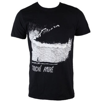 t-shirt metal men's Touche Amore - Dead Horse - KINGS ROAD - 62094