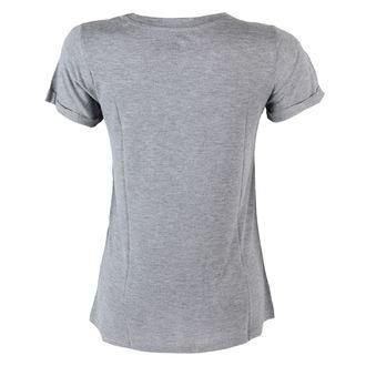 t-shirt street women's Jack Daniels - 1866 - JACK DANIELS - TS530603JDS