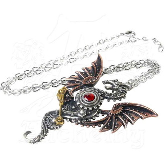 necklace ALCHEMY GOTHIC - Blast Furnace Behemoth, ALCHEMY GOTHIC