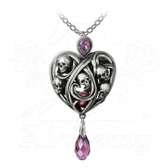 necklace ALCHEMY GOTHIC - Keepers Of The Tyrian, ALCHEMY GOTHIC