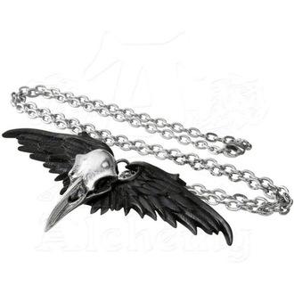 necklace ALCHEMY GOTHIC - Ravenger, ALCHEMY GOTHIC