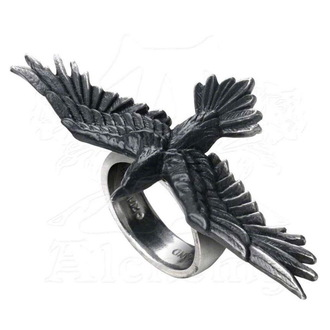 ring ALCHEMY GOTHIC - Pewter Ring, ALCHEMY GOTHIC