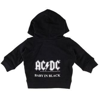 hoodie children's AC-DC - Baby In Black - Metal-Kids, Metal-Kids, AC-DC