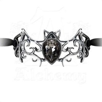 bracelet ALCHEMY GOTHIC - Viennese Nights Ribbon Bracelet - A108