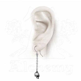 earrings ALCHEMY GOTHIC - Deadskulls Earrings - E364