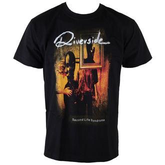 t-shirt metal men's Riverside - Second Life Syndrome - CARTON, CARTON, Riverside