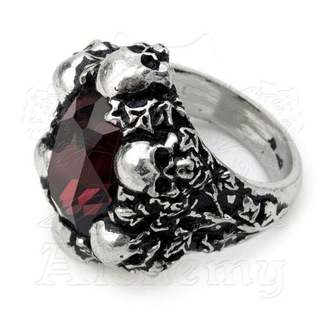 ring ALCHEMY GOTHIC - Shadow Of Death, ALCHEMY GOTHIC