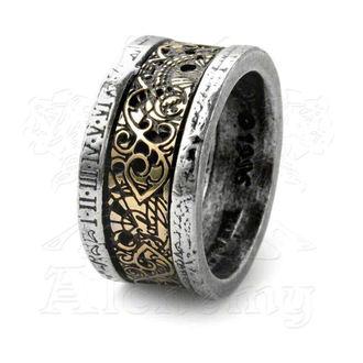 ring ALCHEMY GOTHIC - Dr Von Rosensteins Induction Principle - R44