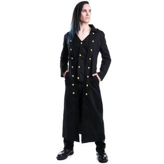 coat men's VIXXSIN - Silent - Black