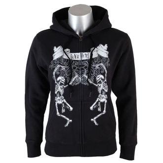 hoodie women's - Epic - BLACK HEART, BLACK HEART