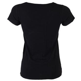 t-shirt metal women's Alice Cooper - BLK - AMPLIFIED, AMPLIFIED, Alice Cooper