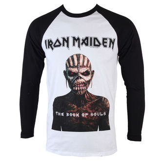 t-shirt metal men's Iron Maiden - Book Of Souls - ROCK OFF - IMRL05MW
