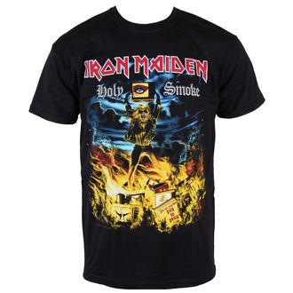 t-shirt metal men's Iron Maiden - Holy Smoke - ROCK OFF, ROCK OFF, Iron Maiden