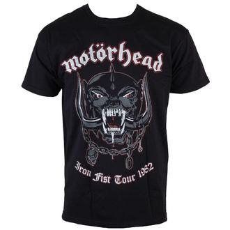 t-shirt metal men's Motörhead - Grey Warpig - ROCK OFF - MHEADTEE32MB