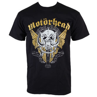 t-shirt metal men's Motörhead - Wings - ROCK OFF - MHEADTEE33MB
