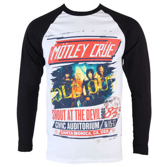 t-shirt metal men's Mötley Crüe - SATD Tour - ROCK OFF, ROCK OFF, Mötley Crüe