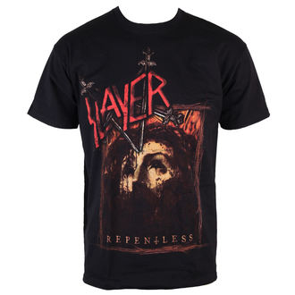 t-shirt metal men's Slayer - Repentless - ROCK OFF, ROCK OFF, Slayer