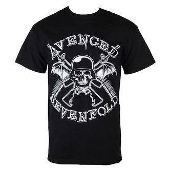 t-shirt metal men's Avenged Sevenfold - In Battle - BRAVADO, BRAVADO, Avenged Sevenfold