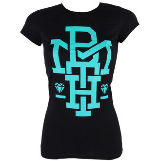 t-shirt metal women's Bring Me The Horizon - Diamond Turquoise - BRAVADO - 31921119