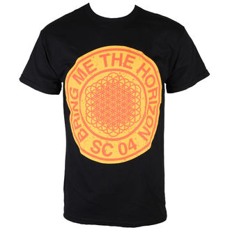 t-shirt metal men's Bring Me The Horizon - Sempiternal - BRAVADO, BRAVADO, Bring Me The Horizon