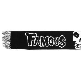 scarf FAMOUS STARS & STRAPS - Misfits, FAMOUS STARS & STRAPS, Misfits