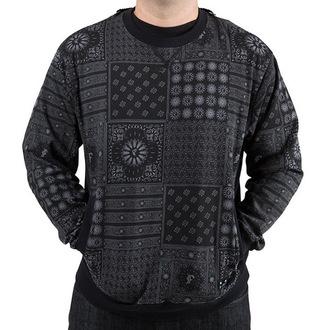 sweatshirt (no hood) men's - Honeycomb - FAMOUS STARS & STRAPS, FAMOUS STARS & STRAPS
