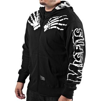 hoodie men's Misfits - Misfits - FAMOUS STARS & STRAPS, FAMOUS STARS & STRAPS, Misfits